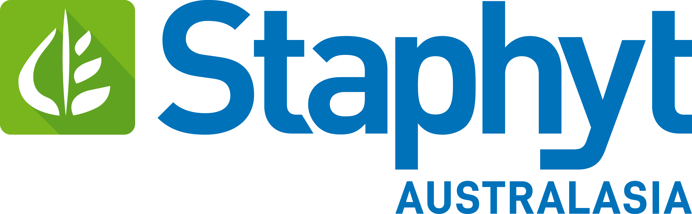 Logo Staphyt Australasia: Australia and New Zealand